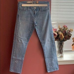 Pilcro and Letterpress Hyphen Jeans